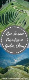 Pingan Village | Longji Rice Terraces | Guilin Rice Terraces | China Rice Terrace | China Travel | Rice Terrace Hiking