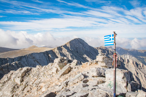 How To Hike Mount Olympus, Greece: A 2-Day Summit Trek to Mytikas Peak