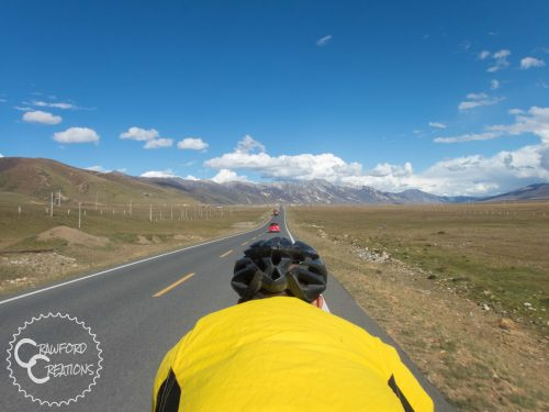 VIDEO: Cycling Along the Himalayan Plateau
