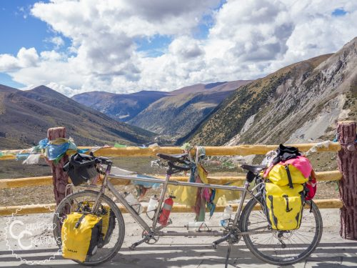 How to Pack a Tandem Bike for Travel