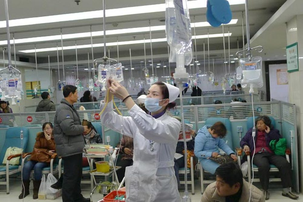 """Foreign Illness in a Foreign City: Experiencing the """"Best"""" Hospital in Chengdu"""