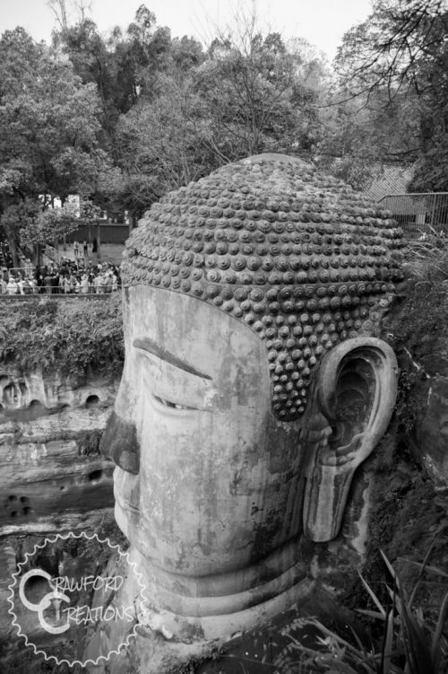 Face to Face With The World's Largest Buddha