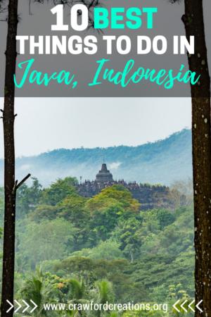 Indonesia Travel | Java | Yogyakarta | Thing to Do in Indonesia | Things to See in Indonesia | Indonesia Hidden Gems | Thing to Do in Java | Prambanan | Green Canyon | Pangandaran | Borobudur | Dieng Plateau | Telaga Warna | Sri Getuk Waterfall | Indonesia Waterfall | Tangkuban Parahu | Indonesia Volcano | Java Beach