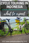 Indonesia Travel | Bike Touring | Cycling Touring | Cycling | Bike Riding | Biking Indonesia | Cycling Indonesia | Bike Travel