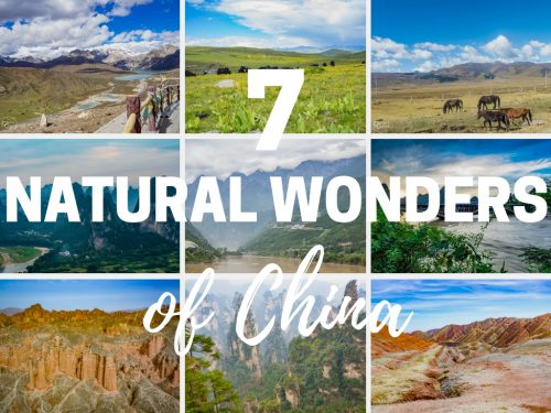 7 Natural Wonders of China