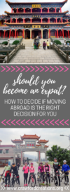 Expat Life   Life Abroad   Live Overseas   Work Abroad   Work Overseas   Live Abroad   Life Decisions   Move Abroad