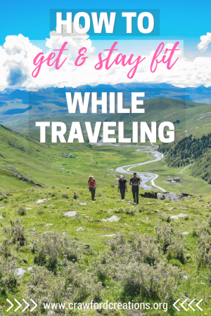 Travel Fitness   Healthy Travel   Travel Health   Vacation Fitness   Fitness on the Road   Keep Fit   Stay Fit   Travel Exercises   Fun Fitness   Active Travel   Lose Weight on the Road   Lose Weight while Traveling