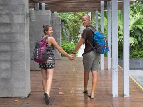 His & Hers Lightweight Summer Travel Packing List for Couples