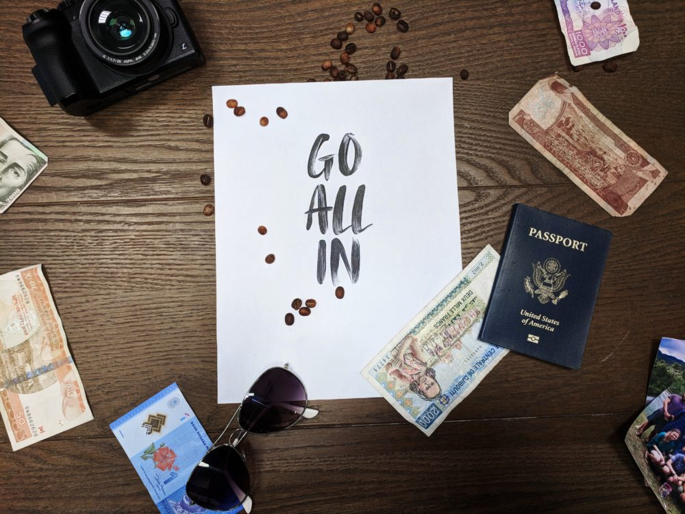 How to Travel the World Even When You're Broke AF Part 1: 15 Easy Ways to Save Money for Travel
