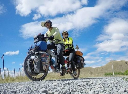 Coronavirus Stories: A Brazilian Couple on a Bike Tour Stuck in New Zealand