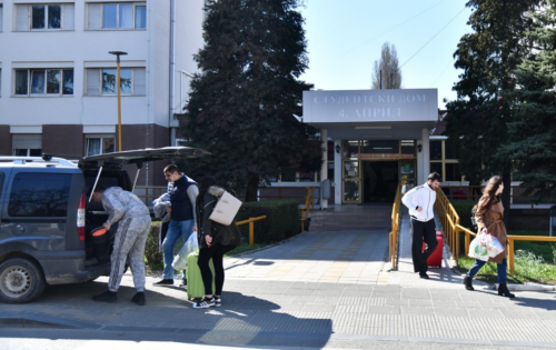 Coronavirus Stories: University Students in Serbia Forced to Return Home Amid COVID-19 Lockdown