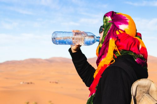Water Filter Tips for Long Land Travels